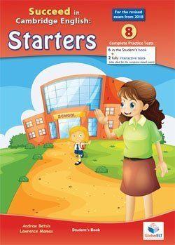 STARTERS 8.SUCCEED IN CAMBRIDGE ENGLISH