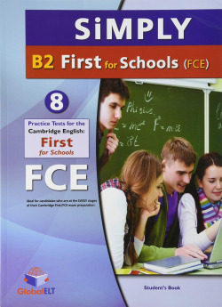 SIMPLY CAMBRIDGE FCE FOR SCHOOLS PACK 2º ESO