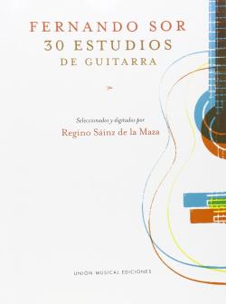 30 ESTUDIOS DE GUITARRA.(OP.35)
