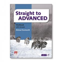 (17).STRAIGHT TO ADVANCED.(WB+KEY) PACK