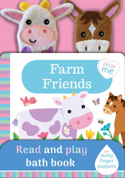 Farm Friends (Bath Book)