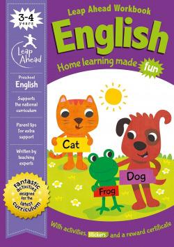 Leap Ahead: 3-4 Years English