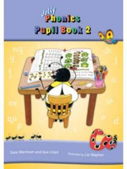 Jolly phonics pupils book 2-5 years