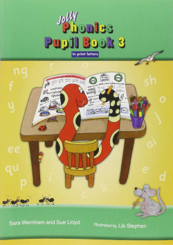 JOLLY PHONICS PUPILS BOOK 3