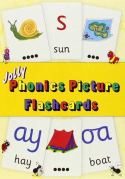Jolly flash cards