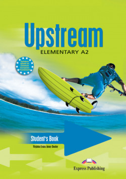 UPSTREAM LEVEL ELEMENTARY A-2.(STUDENT´S).(+CD)
