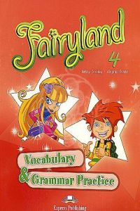 (08).FAIRYLAND 4.(VOCABULARY + GRAMMAR PRACTICE)