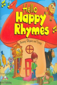 (11).HELLO HAPPY RHYMES (3 AÑOS).PUPILS PACK (BOOK+CD+DVD)