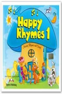 (11).HAPPY RHYMES 1 (4 ANOS).PUPILS+CD (PACK)