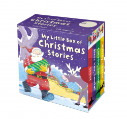 My little box of christmas stories