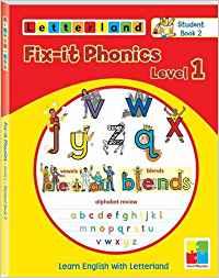 Fix phonics 1 student´s book 2