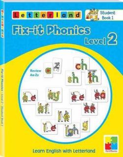 Fix phonics:student´s book 1