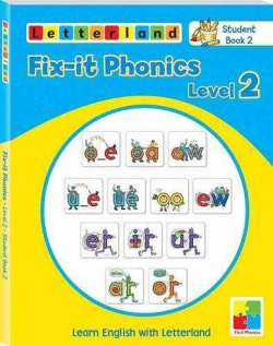 2.Fix phonicas student book