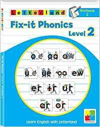 2.Fix-it phonics workbook