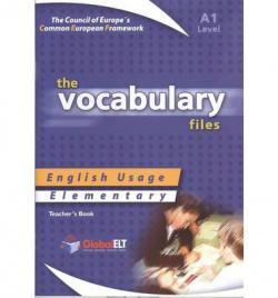 (TCH).ENGLISH USAGE ELEMENTARY A1 TEACHER BOOK