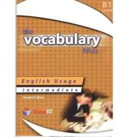 ENGLISH USAGE VOCABULARY FILES.(STUDENT´S).INERMEDIATE.(B1)