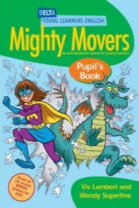 ENGLISH MIGHTY MOVERS PUPIL BOOK