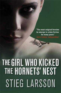 (larsson).girl who kicked the hornet's nest,(iii)(querc