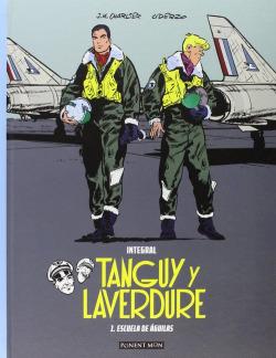 Tanguy y Laverdure Integral 1