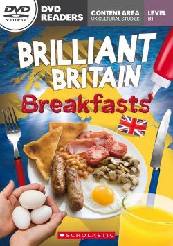 BRILLIANT BRITAIN BREAKFASTS LEVEL B1 (DVD READERS)