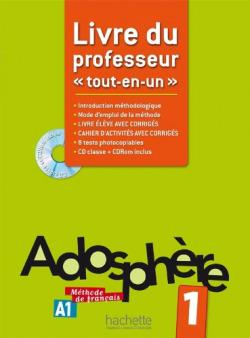 Adosphere 1 livre du professeur A1