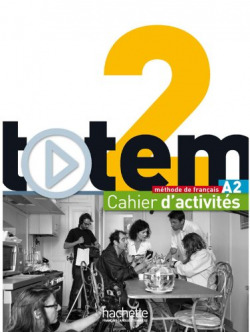 TOTEM 2 CAHIER D ACTIVITES A2 (INCLUYE 2 CD)