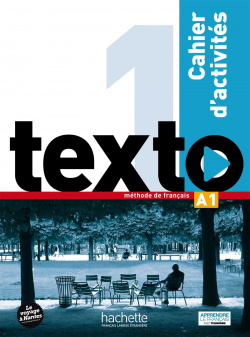 TEXTO 1 A1 CAHIER EXERCICES AVEC AUDIO CD
