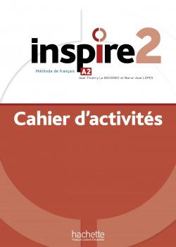 INSPIRE 2 - CAHIER D'ACTIVITES+AUDIO MP3