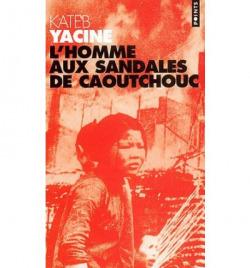 L´HOMME AUX SANDALES DE CAOUTCHOUC