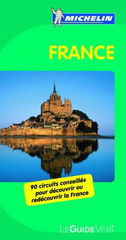Le Guide Vert France