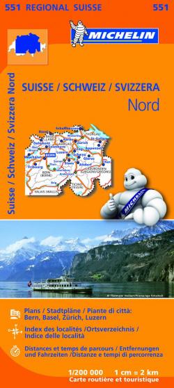 Suisse/Schweiz/Svizzera Nord