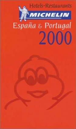 Guia roja españa y portugal michelin hotels y rrestaurants
