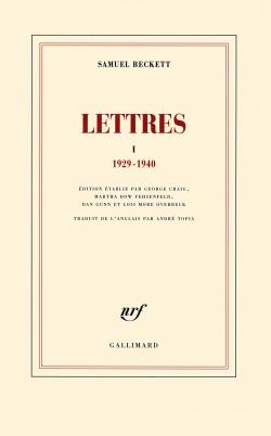 LETRES TOME 1 1929-1940