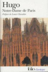 3645.NOTRE DAME DE PARIS.(FOLIO)