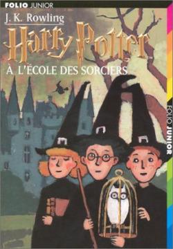 899.HARRY POTTER A L'ECOLE DES SORCIERS.(1) FOLIO JR.6