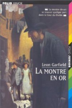 902.MONTRE EN OR,LA (FOLIO JUNIOR 3)