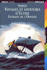 728.VOYAGES ET AVENTURES D'ULYSSE.(FOLIO JR.ED.SPECIALE)