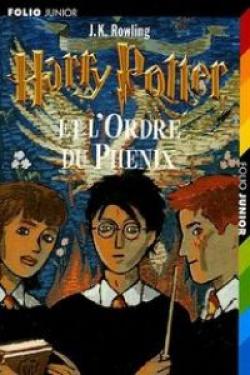 1364.HARRY POTTER ET L´ORDRE DU PHENIX.(FOLIO JUNIOR)