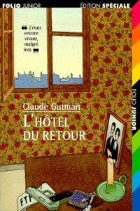 970.L'HOTEL DU RETOUR,(FOJU3.ED.SPECIALE)