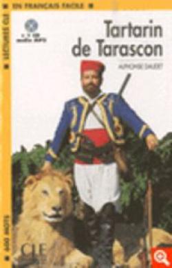 Tartarin de Tarascon + CD Audio Mp3