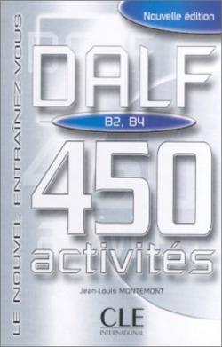 (K7)/DALF 450.ACTIVITES.CASSETTES