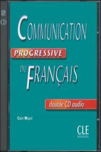 (CD AUDIO).COMMUNICATION PROGRESSIVE DU FRANCAIS/INTERMED.