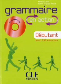 GRAMMAIRE EN ACTION (NIV.A1) (+CD)