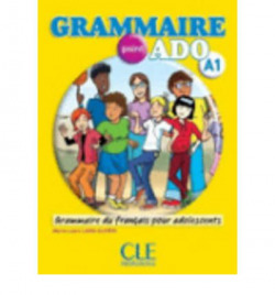 GRAMMAIRE POINT ADO A1.(LIVRE+CD AUDIO)