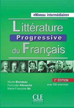 (INTER.LIVRE).LITTERATURE PROGRESSIVE DU FRANÇAIS