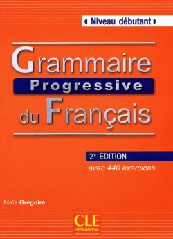 DEBUT/GRAMMAIRE PROGRESSIVE FRANCAIS (ALUM.+CD)