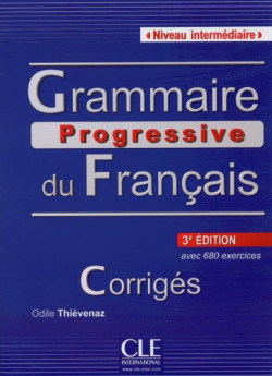 (13)/CORRIG.INTERM/GRAMMAIRE PROGRESSIVE FRANCAIS AVEC 680