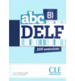 ABC Delf B1- Livre + CD Audio