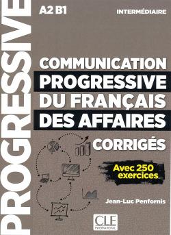 COMMUNICATION PROGRESSIVE FRANçAIS AFFAIRES CORRIGÈS