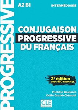 (17).GRAMMAIRE PROGRESSIVE FRANÇAIS.(INTERMEDIAIRE) A2/B1